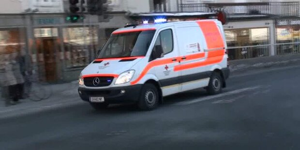 Wegen Vorschrift: Sanitäter versorgten Opfer nicht