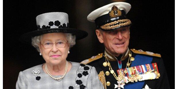 Prinz Philip beleidigte Inder
