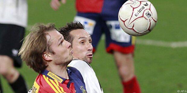 Rapid will in Klagenfurt auf Cup-Kurs bleiben