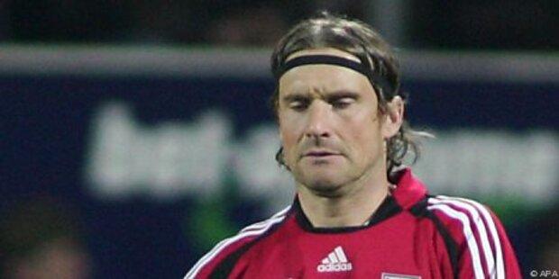 Gustafsson-Ersatz Arzberger gegen Rapid gefordert