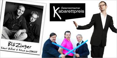 """""""Österreichischer Kabarettpreis"""" 2013"""