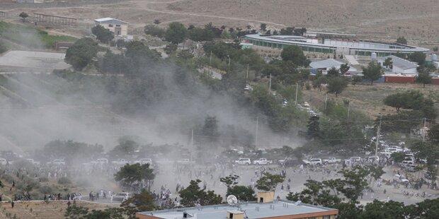 Opferzahl nach Anschlag in Kabul auf 150 gestiegen