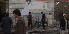 Etliche Tote bei Anschlag in Afghanistan