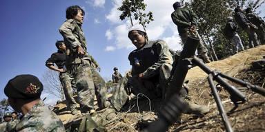 Regierung führt Gespräche mit Kachin-Rebellen