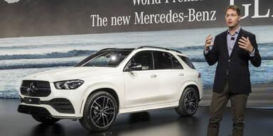 Mercedes verdiente im Coronajahr besser als 2019