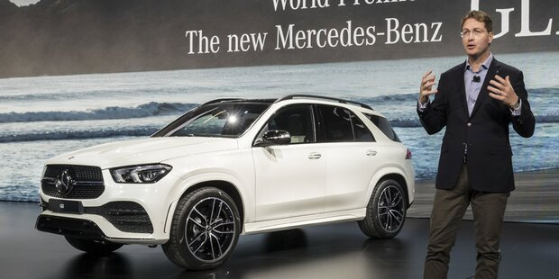Das ist der neue Mercedes-Chef