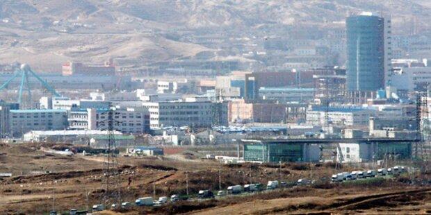 Nord- und Südkorea legen Streit bei