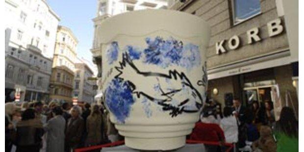Ganz Wien feierte das Fest des Kaffees