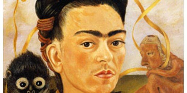 2010 kommt Frida Kahlo