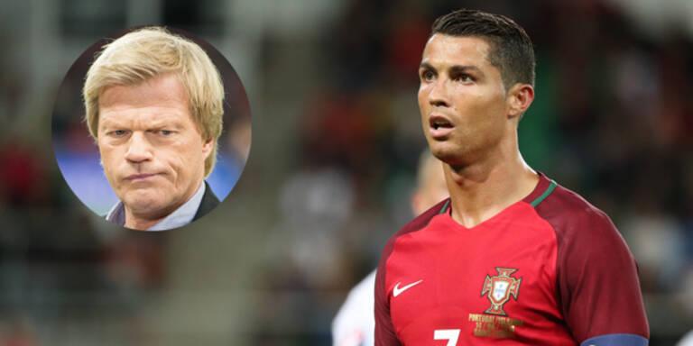 """Kahn: """"Ronaldo langweilt mich"""""""