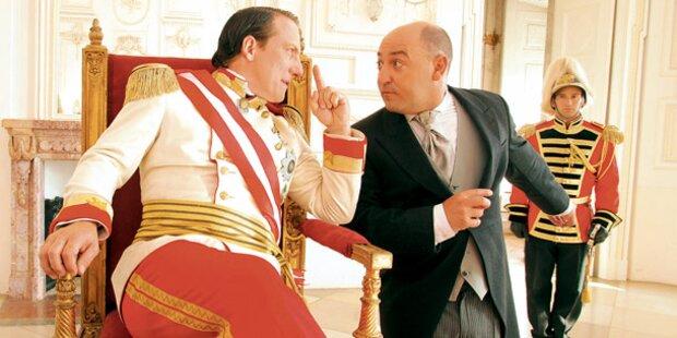 Kaiser in der TV-Krise