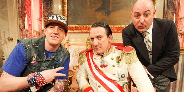 """""""Wir sind Kaiser"""" mit Moneyboy & Co"""