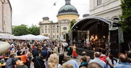 Kaiviertelfest - in 48 Stunden um die Welt