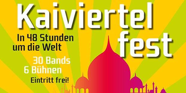 10. Kaiviertelfest in der Altstadt