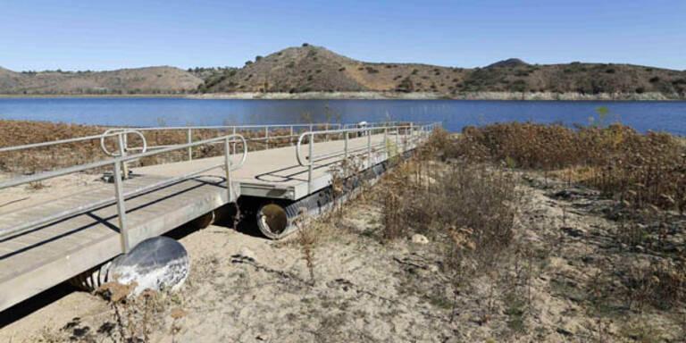 Kalifornien geht das Wasser aus