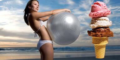 Kalorienfallen aufgedeckt Gesunde Alternativen im Sommer