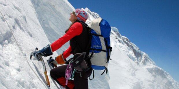 Kaltenbrunners bisherige Expeditionen