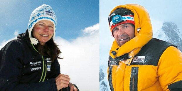 K2: Erster Österreicher gibt auf