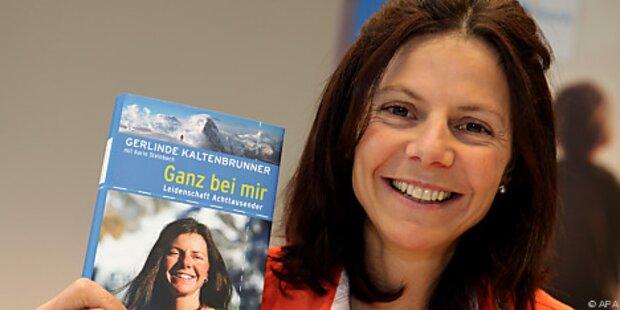 Kaltenbrunner versucht ihr Glück am Mount Everest