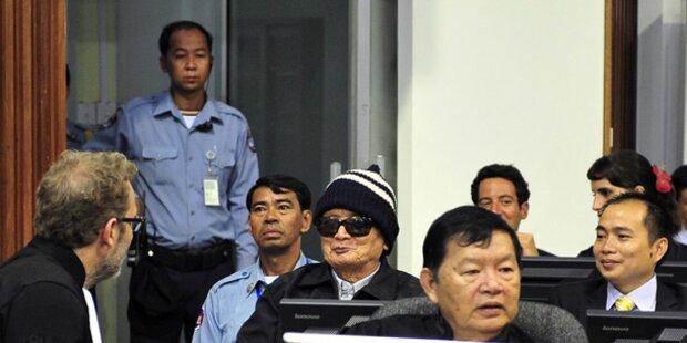 Prozess gegen Rote-Khmer-Führer