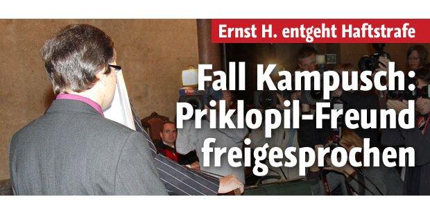 Priklopil-Freund Ernst H. freigesprochen