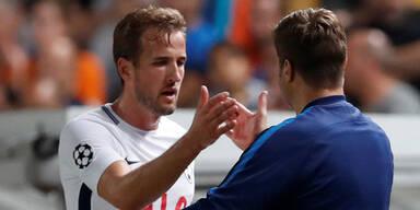 Romantik bei den Spurs: Verliebt in Harry Kane