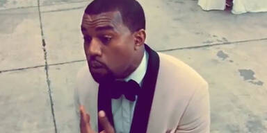 """Kanye West - """"kauft nicht bei Louis Vuitton"""""""