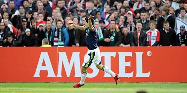 Ajax demütigte Feyenoord und holte Cupsieg