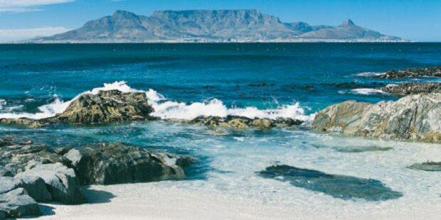 Südafrika: Urlaub im WM-Land