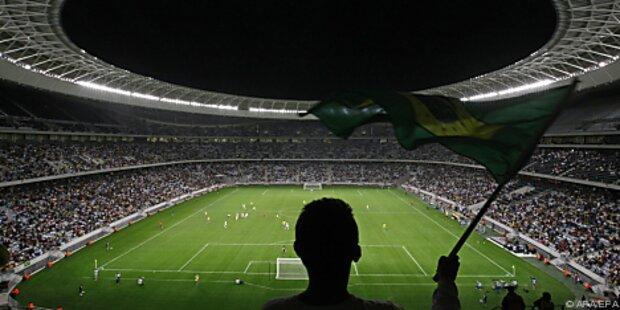 WM-Stadion in Kapstadt bestand Feuertaufe