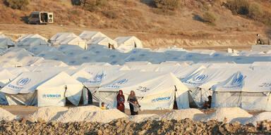 Mädchen (3) in Flüchtlingslager vergewaltigt