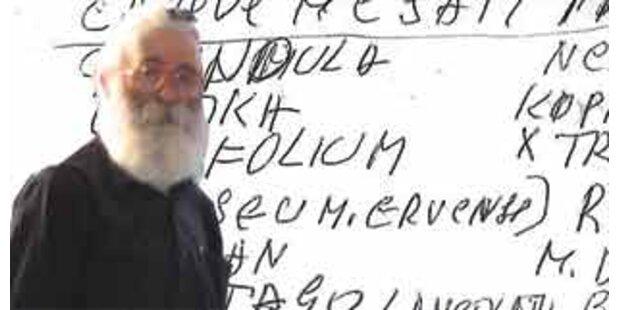 """ÖSTERREICH hat Notiz mit """"Karadzic"""