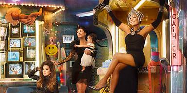 Kardashian: Das ist die peinlichste Weihnachtskarte