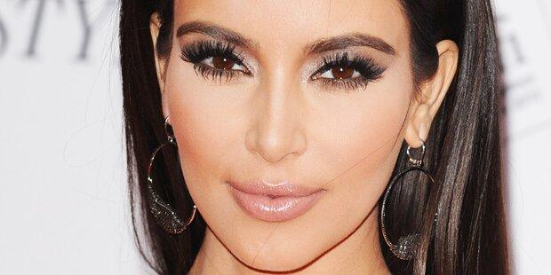 Kim Kardashian wieder im Weißen Haus