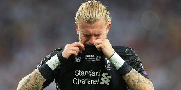 Eier-Goalie kostete Liverpool CL-Titel