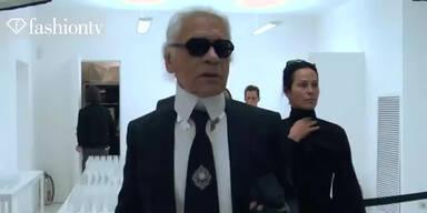 Karl Lagerfeld für Fendi Spring 2012