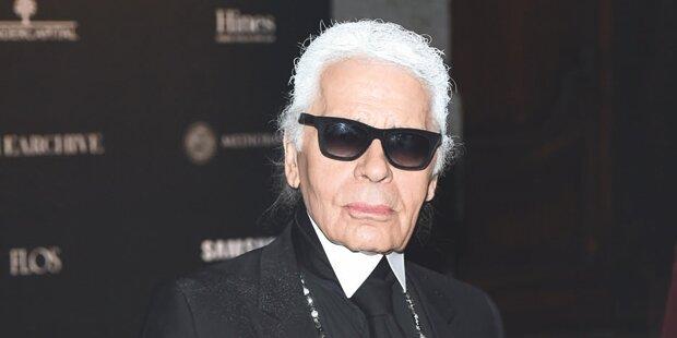 Karl Lagerfeld: Schwester 40 Jahre nicht gesehen