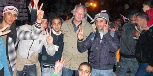 Ägypten ist frei!