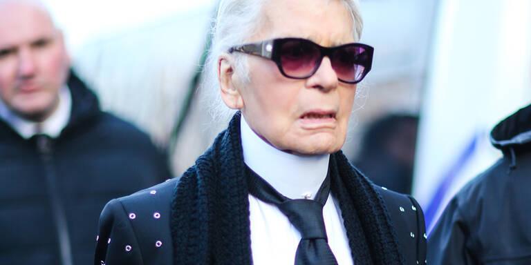 Karl Lagerfeld launcht Make-Up-Kollektion