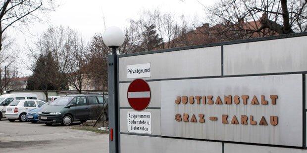 Häftling in Graz tot in Zelle aufgefunden