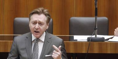 Ex-FPÖ-Abgeordneter Karlsböck ist tot