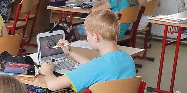 iPad statt Schulbuch