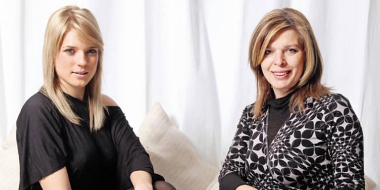Niko Fechter und Karin Resetarits
