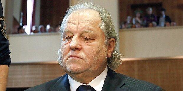 Drittes Urteil gegen Hannes Kartnig