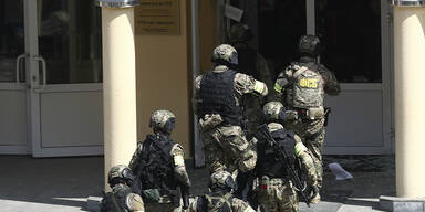 Russland: Mindestens elf Tote bei Angriff auf Schule