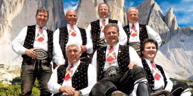 Volksmusik-Skandal um die Kastelruther Spatzen