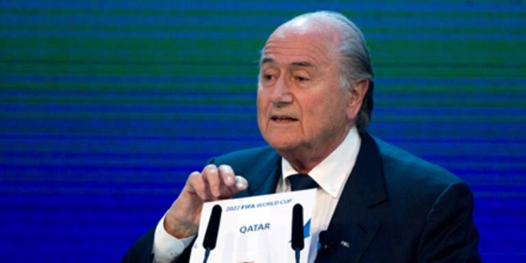 FIFA ermittelt gegen Blatter
