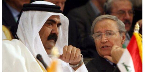 Prostestaufrufe in Katar & Saudi-Arabien