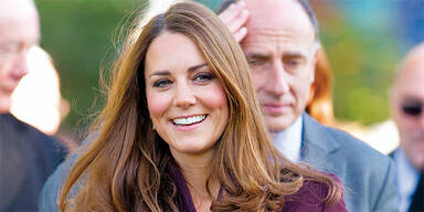 Kates Baby: Wetten, es wird ein Mädchen!