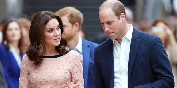 Kate: Baby kommt im April